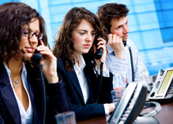 Phone support helpdesk